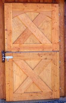 Barn Door Paddock Door Dutch Door Dutch Paddock Door Split Door Horse Door Barn Door Dutch Door Shed Doors