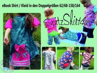 EBook Shirt / Dress SpitzShirt4us