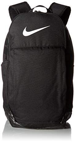 NIKE New Brasilia (Extra-Large) Training Backpack Black Black White Review 6b819f0232d23