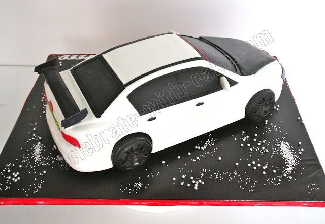Honda Civic Cake One Of Those Where We Put In Extra Hours To