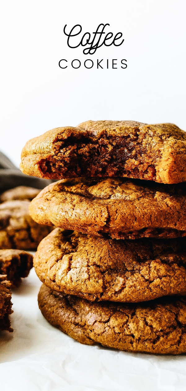 Decadent Fudge Hazelnut Espresso Cookies