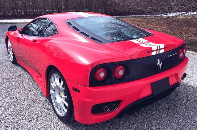 Justleased A 2004 Ferrari Challenge Stradale Ferrarifinance Redferrari Pfs Leasing Ferrari Challenges Vehicles