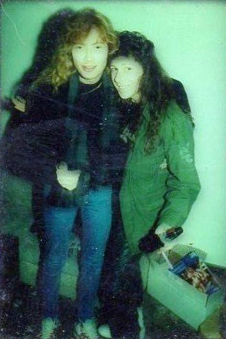 Resultado de imagen de Criss Oliva Mustaine