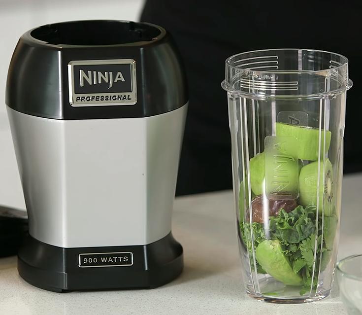 Nutri Ninja Single Blender With Auto Iq Blender Blender Food Processor Best Blenders