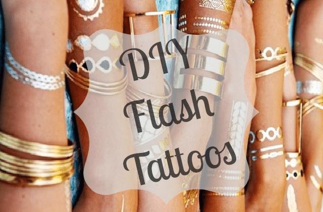 how to make tattoo flash
