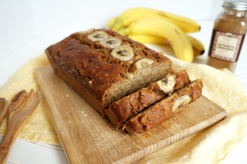 The Perfect Vegan Banana Bread The Baking Fairy Recipe Vegan Banana Bread Banana Bread Recipes Best Banana Bread