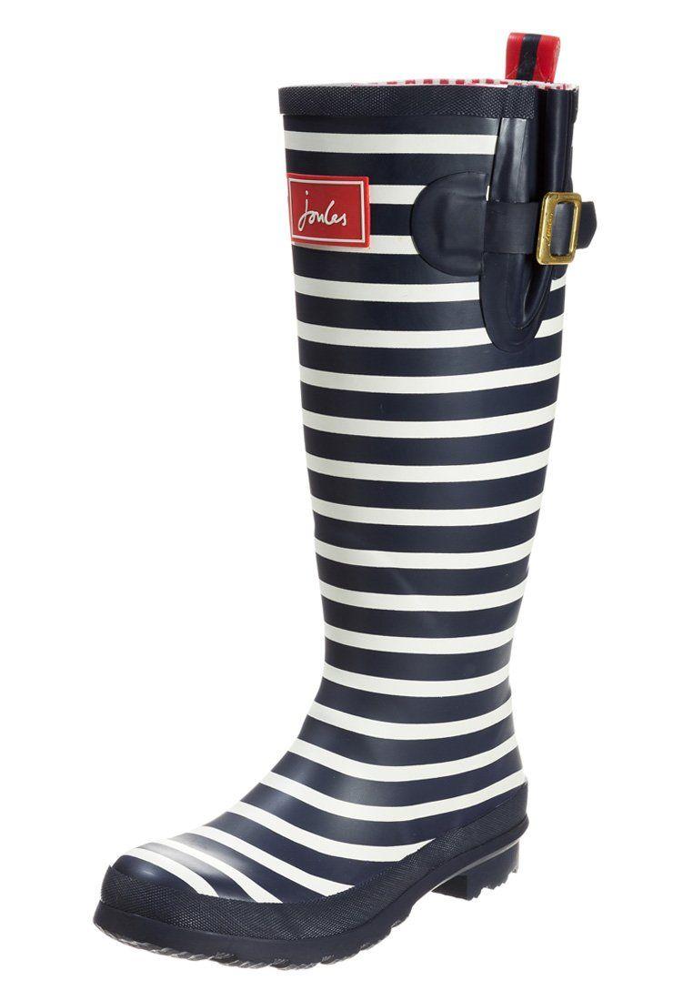 Kaufen begrenzter Stil hoch gelobt Gummistiefel - navy @ Zalando.de 🛒   Fashion   Gummistiefel ...