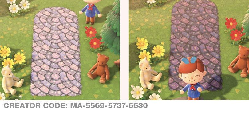 Animal Crossing New Horizons creations & qr codes — In one ...