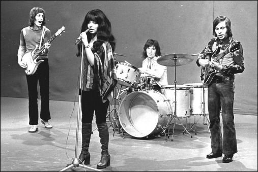 Shocking Blue was a Dutch rock band from The Hague, the Netherlands, formed in 1967.