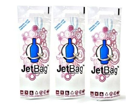 JetBag Padded Absorbent Bottle Bags