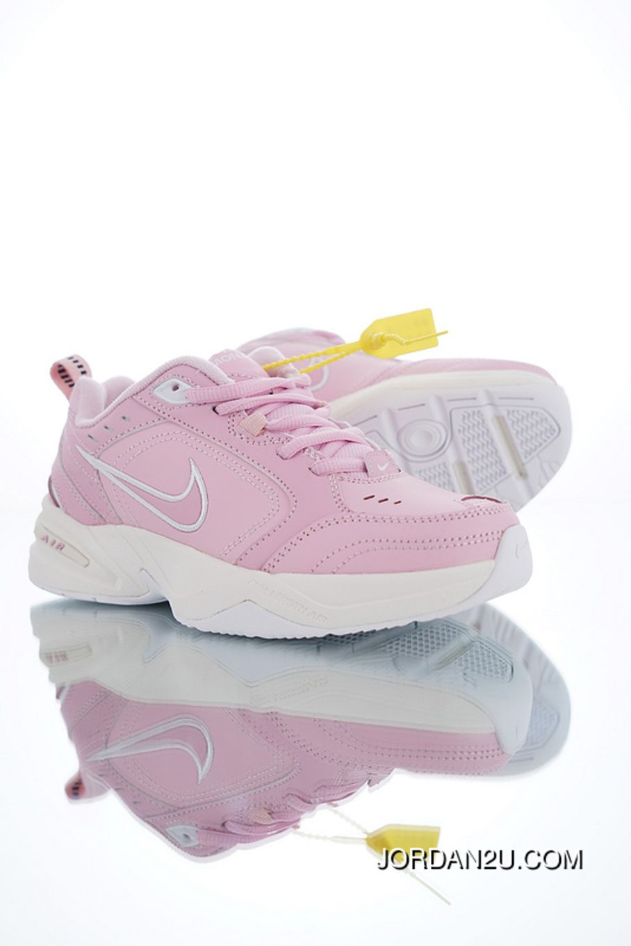 f73ad4b39499 Nike Wmns Air Monarch IV 415445-103 Nike M2K Tekno Pink White Women New  Release