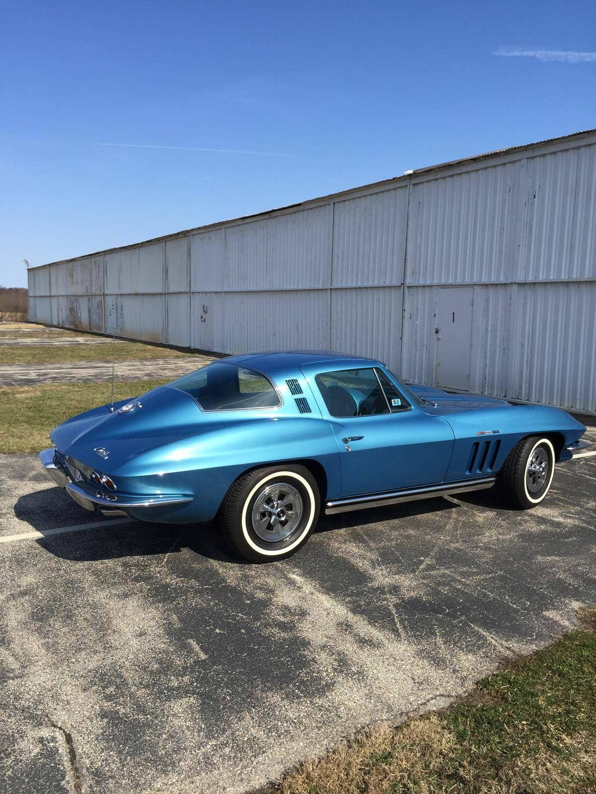 1965 Corvette For Sale >> 1965 Chevrolet Corvette For Sale 1876224 Hemmings Motor