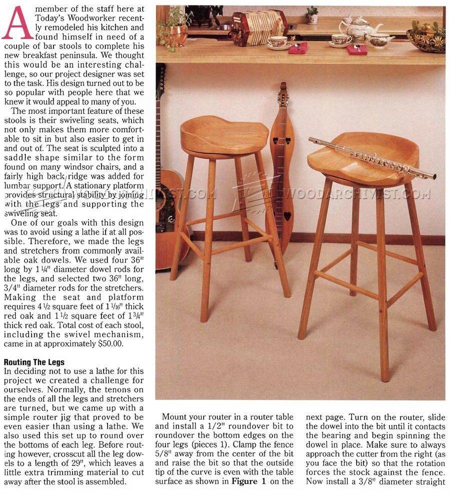 Pin by Kimberly Souter on Kitchen Bar stools, Swivel bar