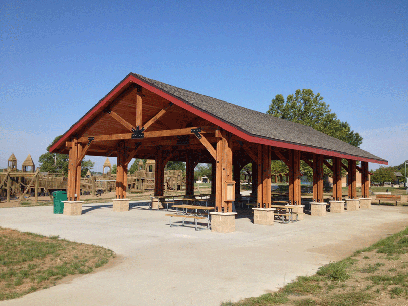 Dimensional Lumber Pavilions Mi Casa En 2019 Pergolas