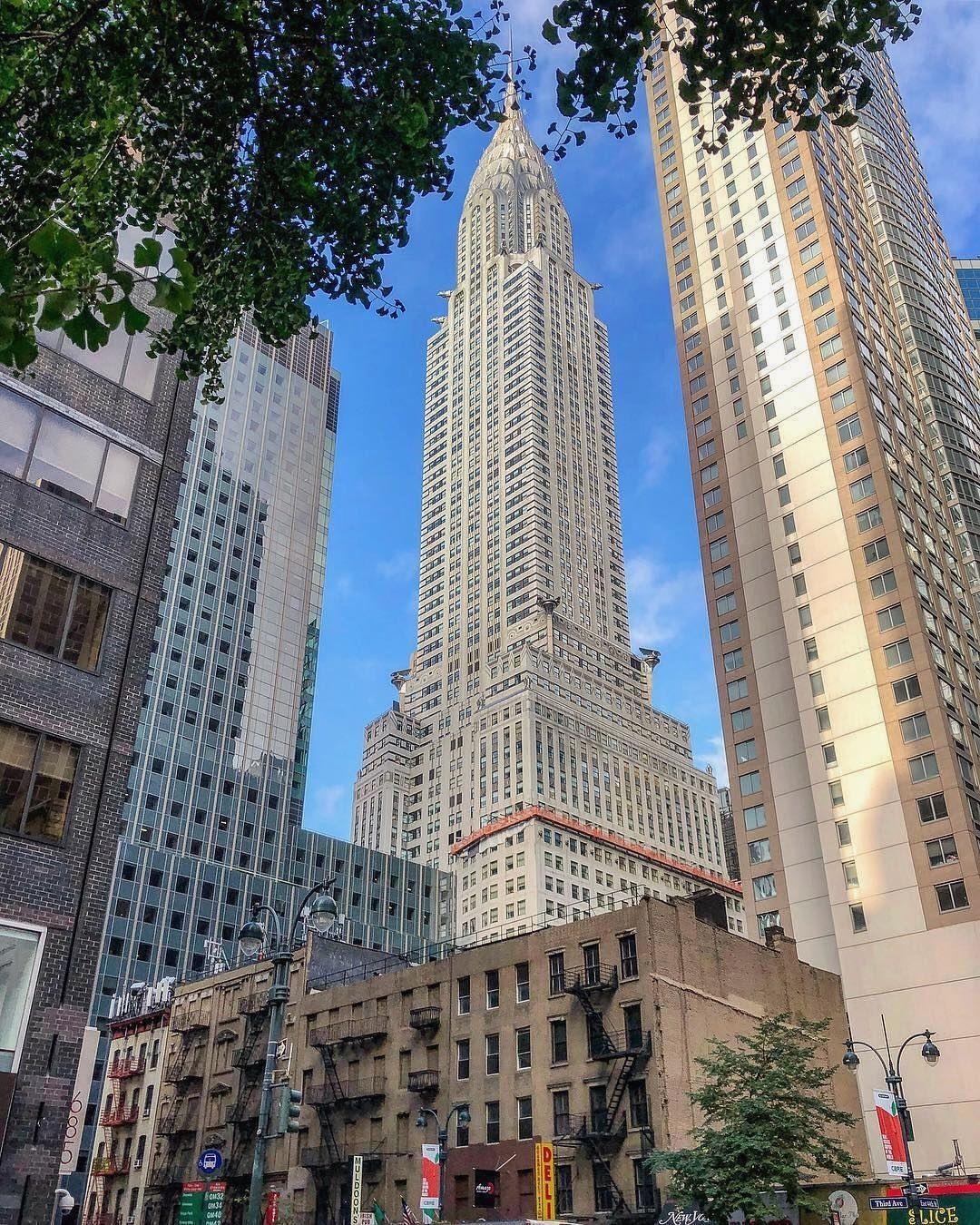 Unlimited New York On Instagram Hello Chrysler Building Stop