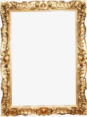 Continental Frame Ornate Frame Retro Frame Gold Frame Continental Frame Ornate Retro Gold European Clipa Photo Frame Images Vintage Photo Frames Vintage Frames