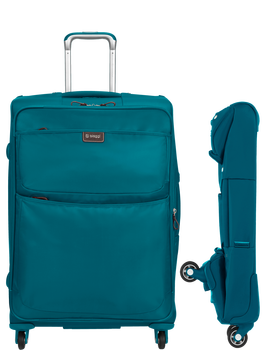 """Contempo 28"""" Foldable Spinner Upright"""