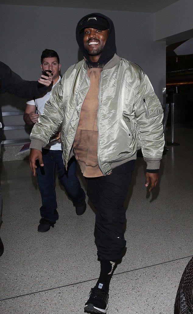 Kanye West Kanye West Outfits Kanye West Style Yeezus Hoodie