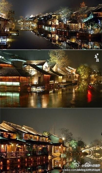 china Wuzheng which places like in a dream.