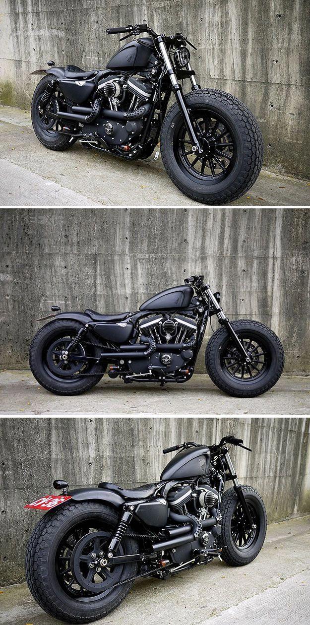 Harleydavidsonsoftail Cars Bobber Motorcycle Harley