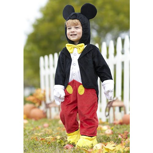 disney boys blackred mickey mouse halloween costume - Infant Mickey Mouse Halloween Costume