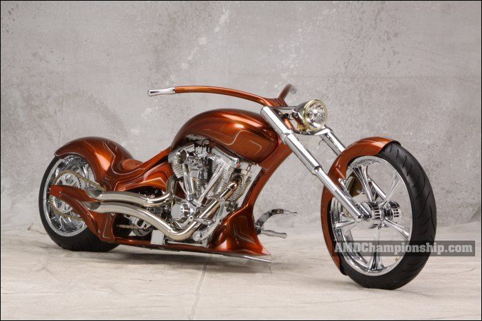 AMD World Championship, Big Tonys Chopp Shop, bike details & gallery