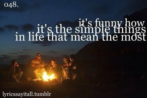 Simple Thingsbonfire With Friends Bucket List Pinterest