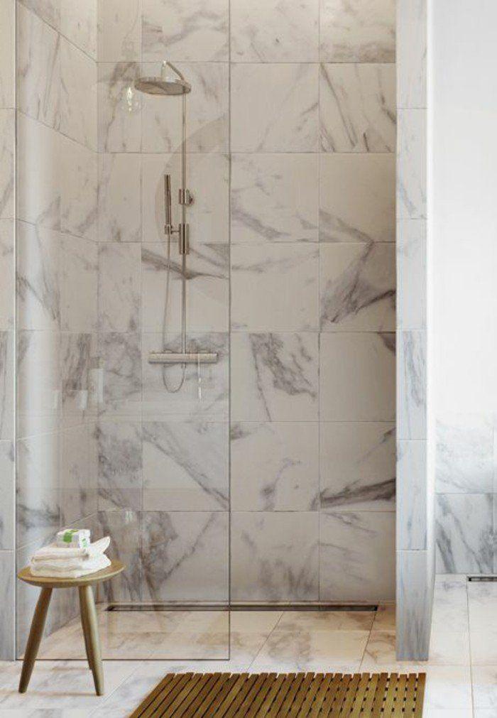 La salle de bain avec douche italienne 53 photos! Bathroom designs