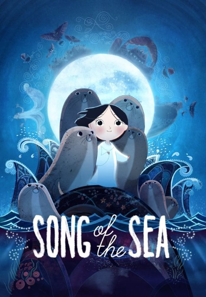 Irish animation film Song of the Sea by Tomm Moore and