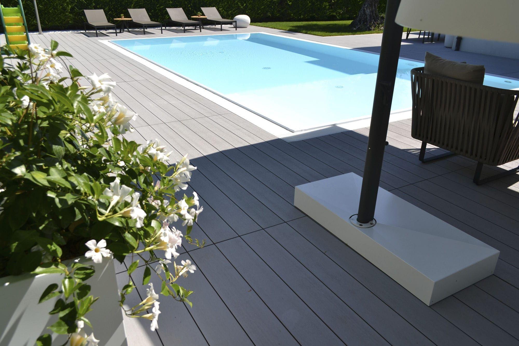 Outdoor Interior Decking High Quality Best Floor Option For Outdoor Floor Around Pool Vinyl Composite Green Fl Decks Around Pools Composite Decking Deck