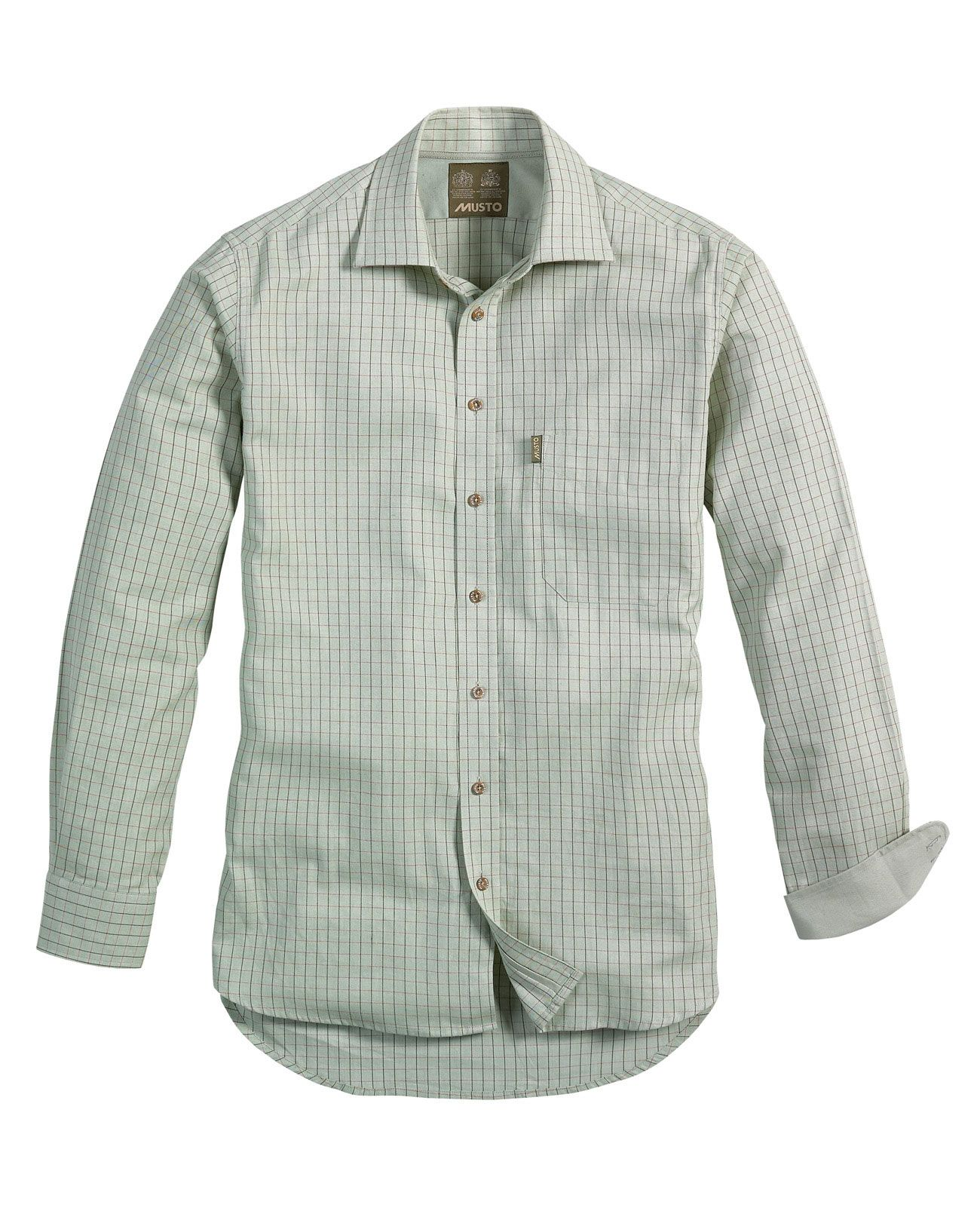 Bestselling sale items: MUSTO Men's Twill Check Shirt