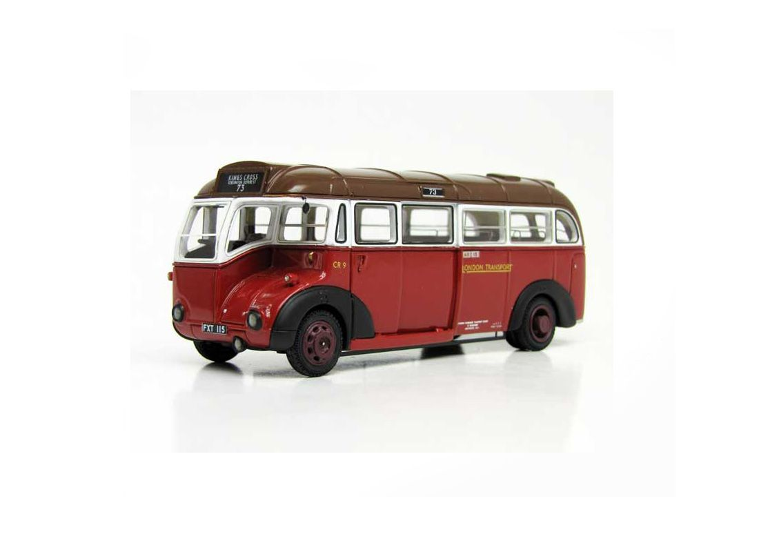 Jotus Leyland CubRear Resin Model Bus RS This Leyland Cub
