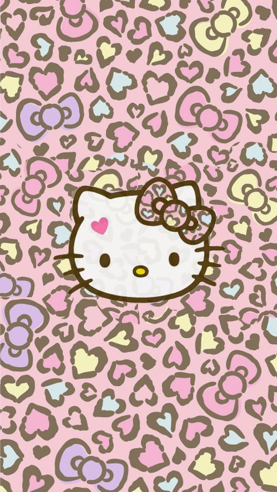 Hello Kitty Wallpaper Free Pink Sanrio Pics Cute Wallpapers Iphone Mobile