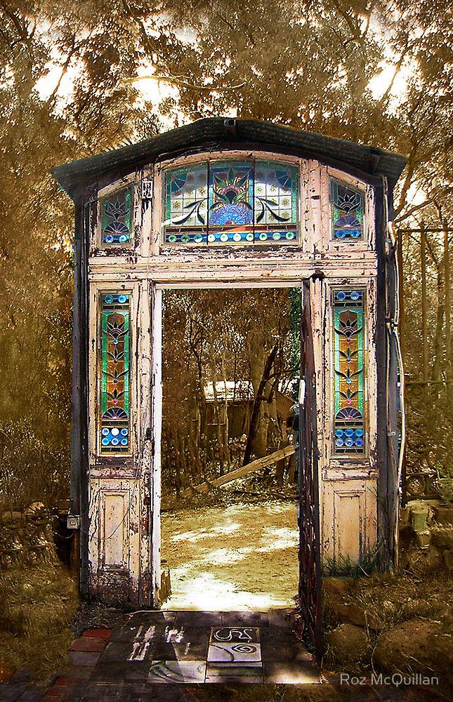 Gateway to Paradise by Roz McQuillan. \u0027 & Gateway to Paradise by Roz McQuillan | Repurposed antiques ...
