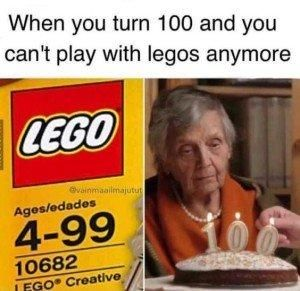 18 Truly Funny Birthday Memes To Post On Facebook Paperblog Stupid Funny Lego Memes Laugh