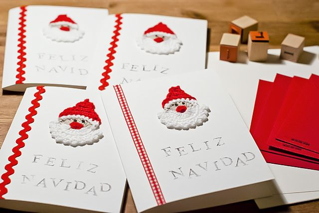La Gata Con Botas Navidad hecha a mano V   Handmade Christmas V