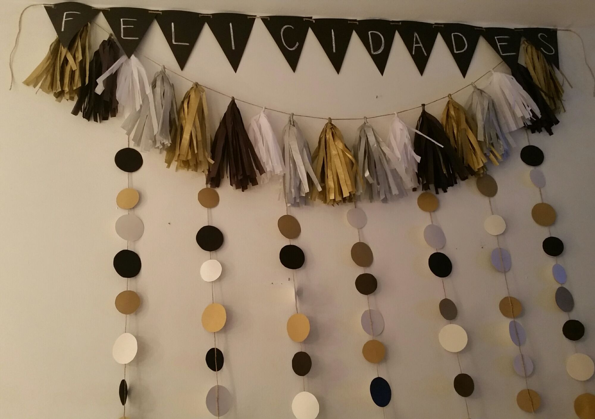 59 Super Ideas For Birthday Decorations 30th Black Gold Birthday