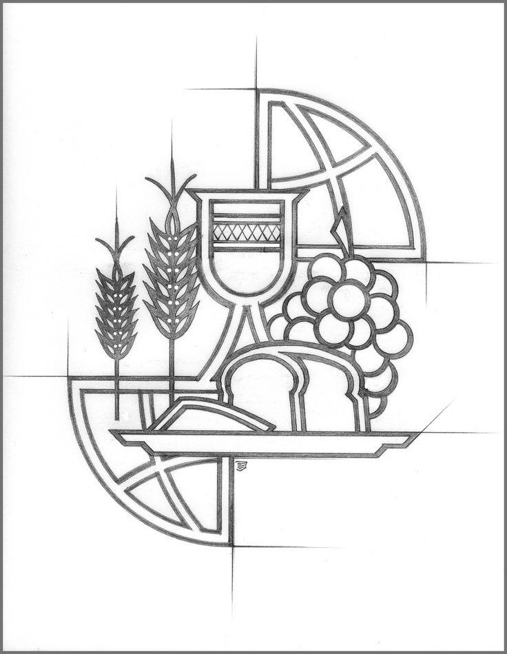 Uumc World Communion Sunday Bulletin Cover Church Art Church Banners Designs Worship Art