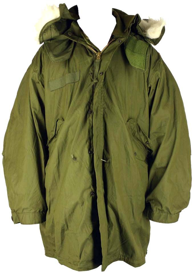 Image result for VINTAGE MILITARY PARKA | We Love Jackets ...