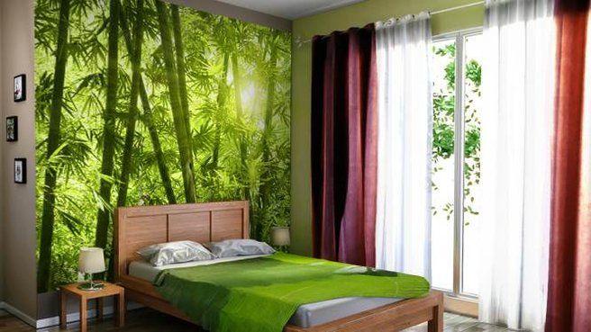 Image associ e chambre pinterest bedrooms - Couleur chambre adulte zen ...