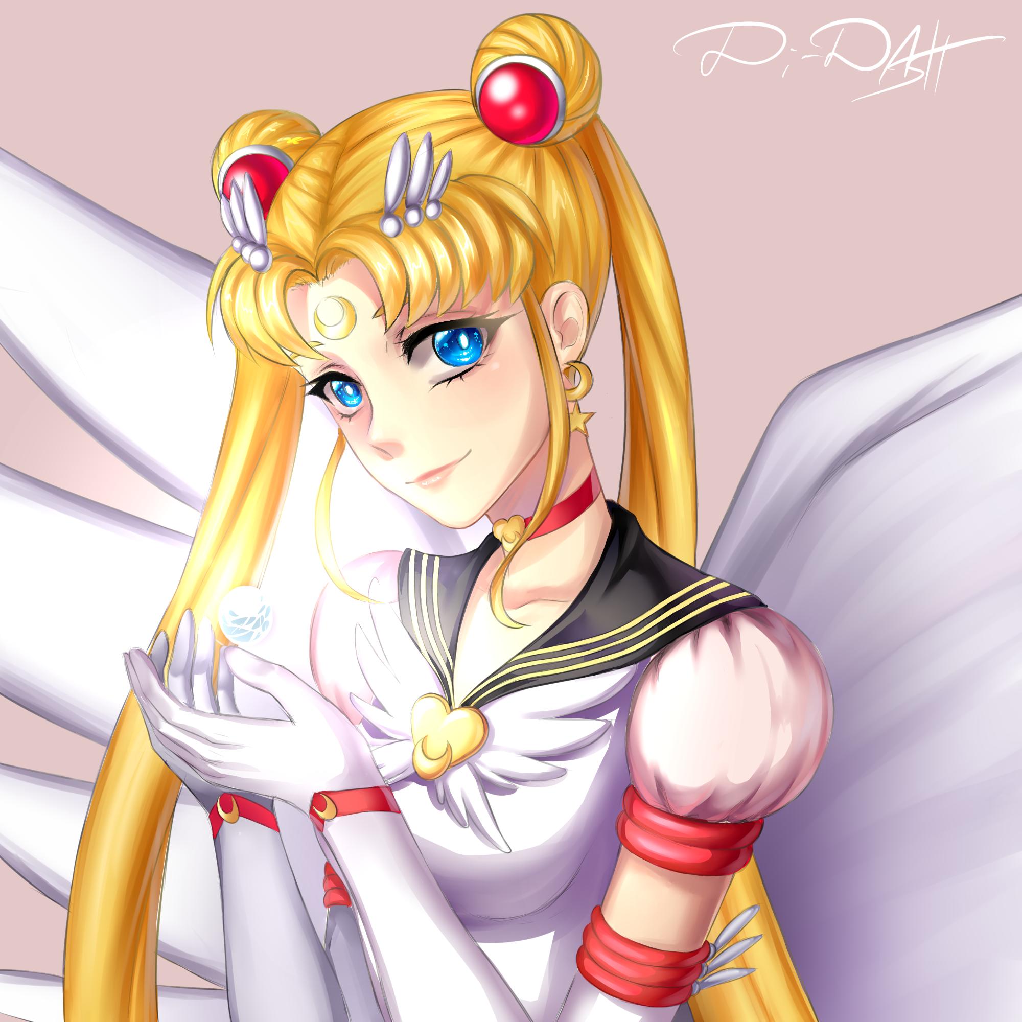 Pin On Sailor Moon Usagi Tsukino