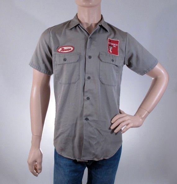 Image Gallery Mechanic Shirts