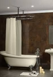 Image Result For Shower Curtain Rails Ceiling Mounted