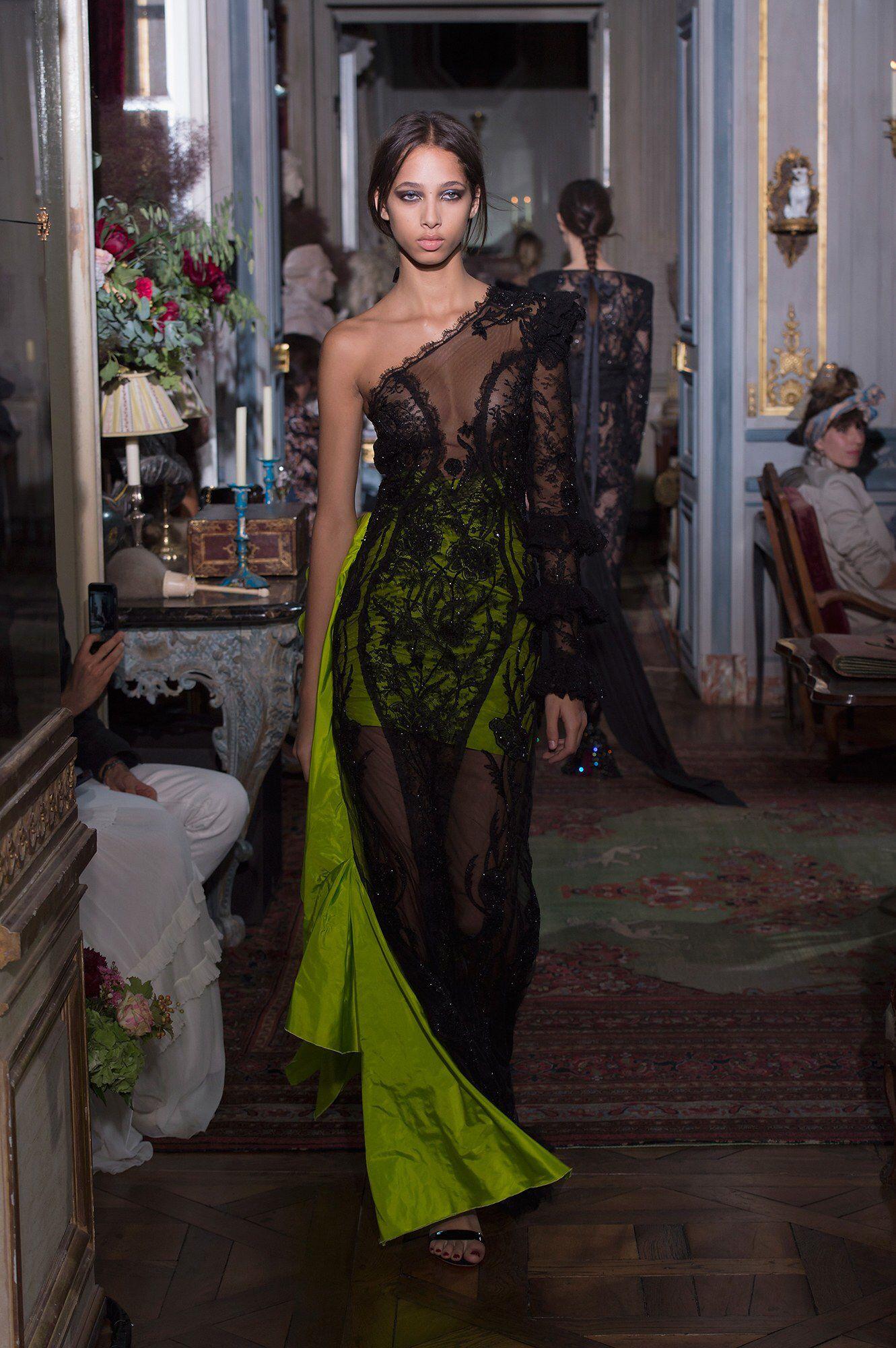 Dundas resort fashion show resorts designers and fashion