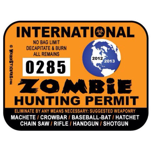 Zombie Hunter Zombie Hunting