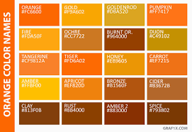 Image Result For Colors List
