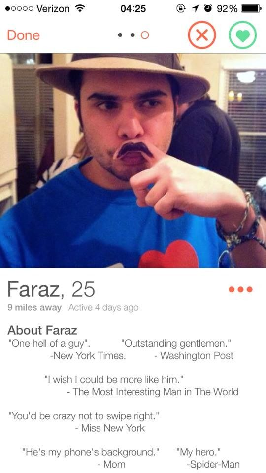 Good tinder profile pictures for guys