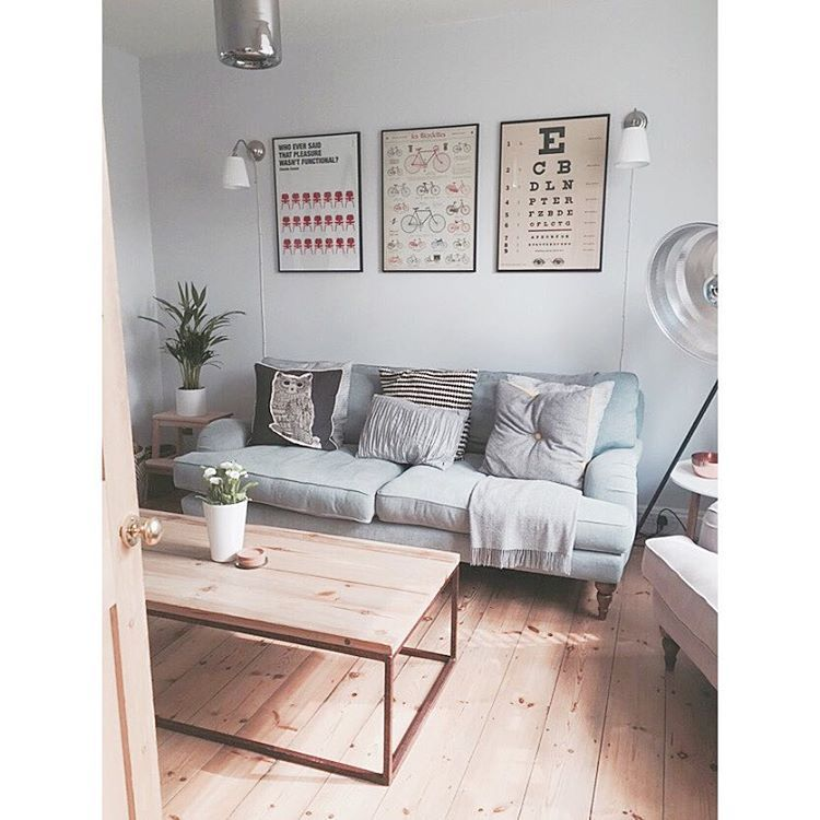 Penryn Sofa From John Lewis- Light And Airy Sitting Room