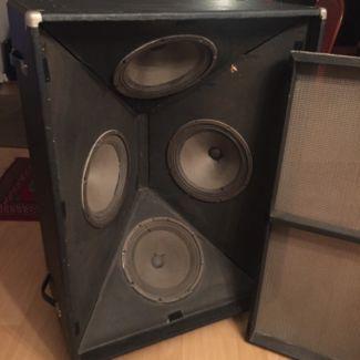 Fender Bassman 100 Cabinet