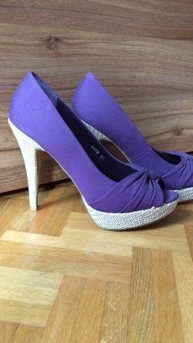 Pin von Marie Hess auf schuhe | Schuhe damen, Lila schuhe